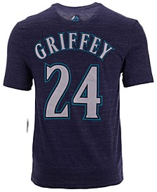 Men's Ken Griffey Jr. Seattle Mariners Classic Coop Player T-Shirt