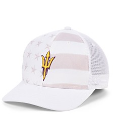 Top of the World Arizona State Sun Devils Sub Flag Trucker Cap