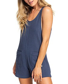 Juniors' Time To Holiday Romper