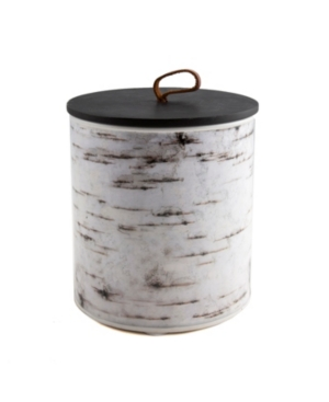 Closeout! Thirstystone 2 Qt Metal Birch Art Canister - Small