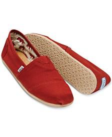 TOMS Men's Alpargata Canvas Loafers