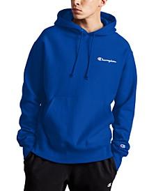 Men's Reverse Weave Logo Hoodie