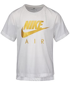 Toddler Girls Air-Print T-Shirt