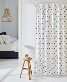 Novogratz Major Shower Curtain