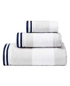 Santee Grey 3-Pc. Towel Set