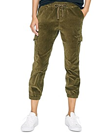 Mia Trooper Cargo Jogger Pants