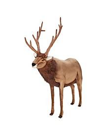 Reindeer Large Plush Toy