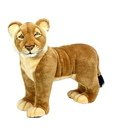 "19"" Lion Cub Plush Toy"