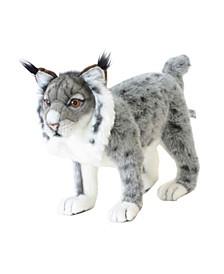 "16"" Iberian Lynx Plush Toy"