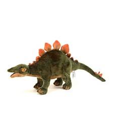 """Hansa Stegosaurus 21"""" Dinosaur Plush Toy"""