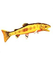 """14"""" Golden Trout Plush Toy"""