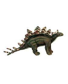 """Hansa Stegosaurus 16.5"""" Dinosaur Plush Toy"""