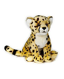Lelly National Geographic Cheetah Plush Toy