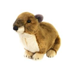 Venturelli Lelly National Geographic Dassie Plush Toy