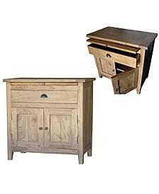 Farlie Small Cabinet, Quick Ship