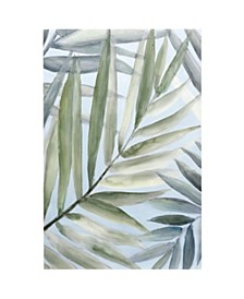 Tropical Getaway Hand Painted Canvas