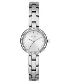 DKNY Women's City Link Stainless Steel Bracelet Watch 26mm