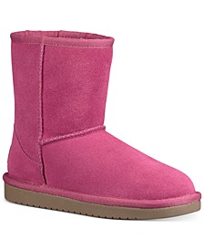 Big Girls Koola Short Boots