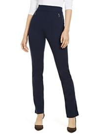 I.N.C. Zip-Pocket Pants, Created for Macy's