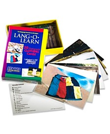 Stages Learning Materials Lang-O-Learn ESL Vocabulary Cards Flashcards, Clothing