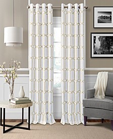 "Kaiden Blackout Linen 52"" x 84"" Window Panel"