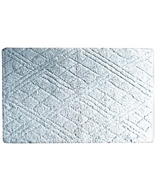 "Cotton 17"" x 24"" Bath Rug"