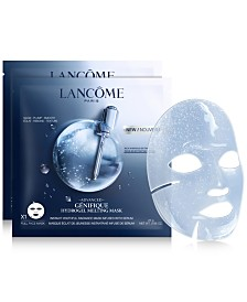 GET EVEN MORE! With your $105 Lancôme purchase, get two Full-Size Genifique Hydrogel Melting Sheet Masks (a $30 Value!)