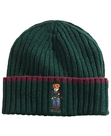 Polo Ralph Lauren St. Andrew Bear Cuffed Hat
