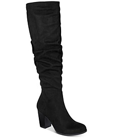 Women's Myah Tall Dress Boots, Created for Macy's