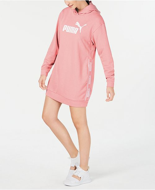 Puma Amplified Hoodie Dress