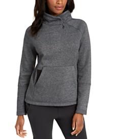 Hi-Tec Asymmetrical Half-Zip Sweater