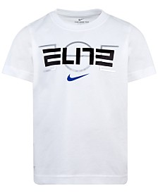 Nike Little Boys Elite-Print T-Shirt
