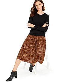 Merino Sweater & Skirt