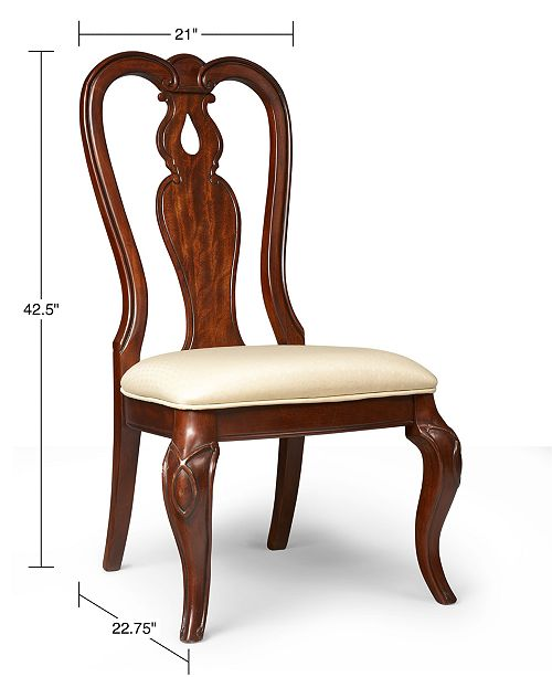 Closeout Bordeaux Dining Chair