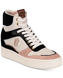 COACH C220 High-Top Sneakers
