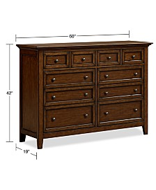 Matteo 10 Drawer Dresser