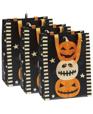 Design Imports Stack O Jacks Tote Set of 3
