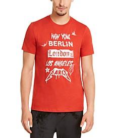 Men's City Rock Graphic T-Shirt