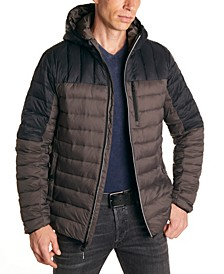 Men'S Light Weight Fashion Puffer