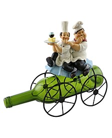 Character Wine Bottle Holder
