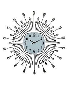 Droplet Wall Clock