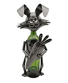 Rabbit Wine Bottle Holder