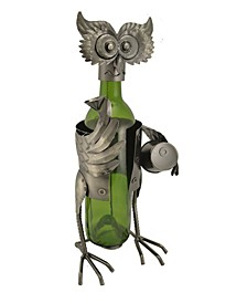Owl Barrel Bottle Holder