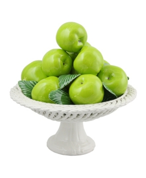 Three Star Italian Bowl of Apples
