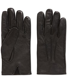 BOSS Men's Grifin Lambskin-Nappa Leather Gloves