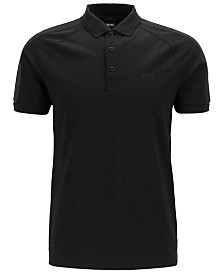 BOSS Men's Paule 2 S.Café® Slim-Fit Polo Shirt