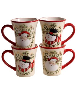 Believe 4-Pc. Mug