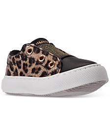 Nine West Toddler Girls Kiora Slip-On Casual Sneakers from Finish Line