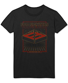 Foo Fighters Run For You Men's Graphic T-Shirt