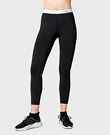 Woman's Tummy Control High-Waist Sports Leggings for Intensive Running Gym Workout - Shift Series